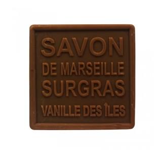MKL Savon de Marseille surgras vanille des îles - 100g