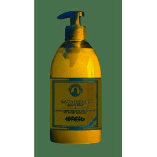 Gravier Savon liquide à l'huile essentielle de lavandin bio - 500ml