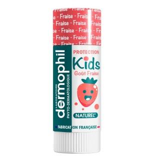 Dermophil Indien Stick lèvre protection kids goût fraise - 4g
