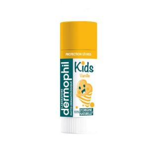 Dermophil Indien Stick lèvre protection kids goût vanille - 4g
