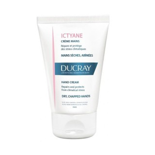 Ducray Ictyane crème mains - 50ml