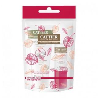 Cattier Kit anti-âge mains et lèvres - 2 soins