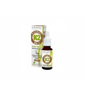 D.Plantes Vitamine K2 MK-7 - 20ml
