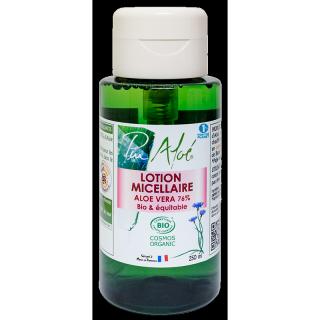 Pur Aloé Lotion micellaire aloé vera 76% - 250ml