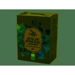 Fée nature Sève de bouleau Bio - 3 litres