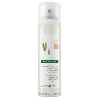 Klorane Oat Dry Shampoo Chestnut 150ml