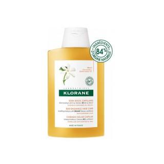 Klorane Solaire Shampooing nutritif au Monoï et Tamanu Bio - 200ml