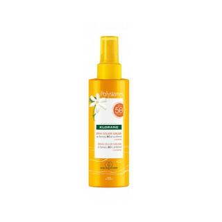 Klorane Spray solaire sublime au Monoï et Tamanu Bio SPF50 - 200ml