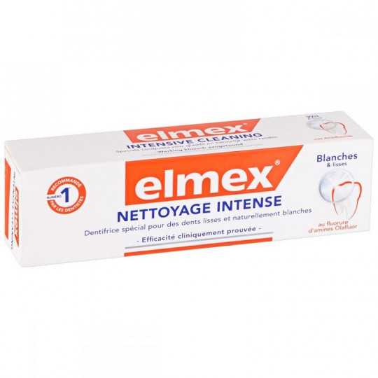 Elmex Nettoyage Intense Dentifrice - 50ml