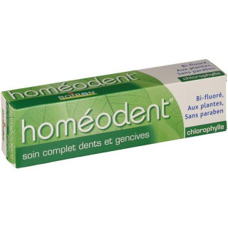 Boiron Homéodent Dentifrice chlorophylle - 75ml