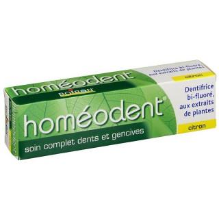 Boiron Homéodent Dentifrice citron - 75ml