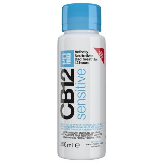 CB12 Sensitive Bain de bouche - 250ml