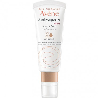 Avène Antirougeurs Unify Soin unifiant SPF30 - 50ml