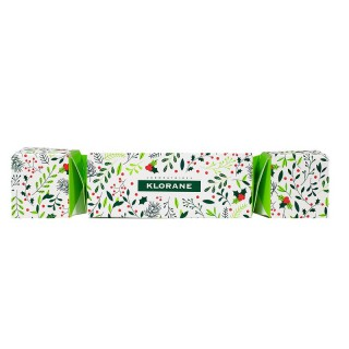 Klorane Cracker de Noël vert - 3 soins