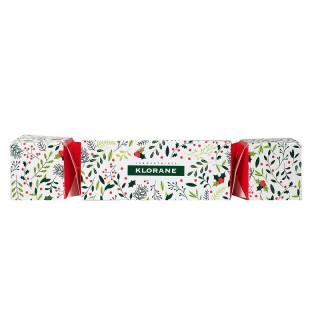 Klorane Cracker de Noël rouge - 3 soins