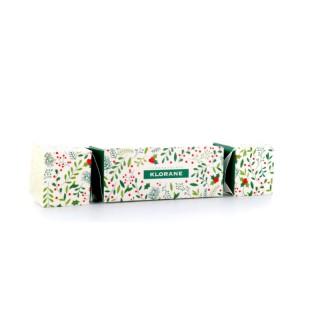 Klorane Cracker de Noël blanc - 3 soins