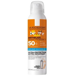 La Roche-Posay Anthelios Dermo-Pediatrics Brume solaire invisible SPF50+ - 125ml