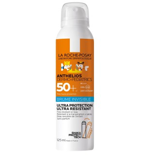 La Roche-Posay Anthelios Dermo-Pediatrics Brume solaire invisible SPF50+ - 125ml