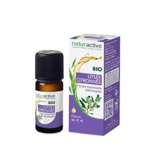 Naturactive Huile essentielle Bio Litsée citronnée - 10ml