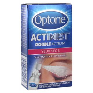 Optone ActiMist 2in1 Dry Eyes + irritated 10ml