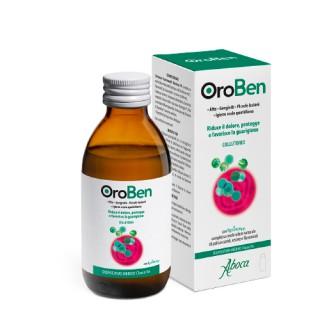 Aboca Oroben Bain de bouche - 150ml