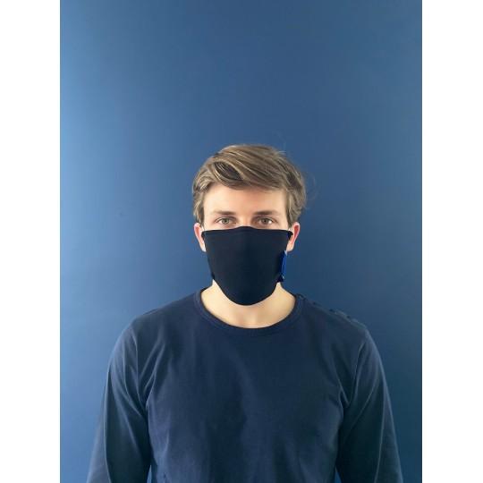 Thuasne Masque barrière Self Security lavable 30 fois noir x 1