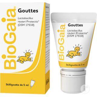 Biogaia gouttes 5ml
