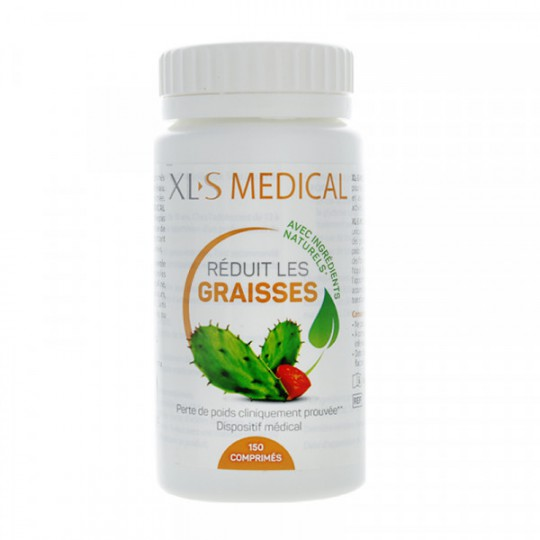 XLS Médical Réduit les graisses - 150 comprimés