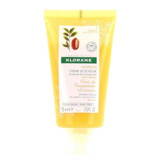 Klorane Crème de douche fleur de Frangipanier - 75ml