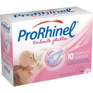 Prorhinel Embouts mouche bébé boite de 10