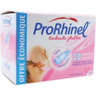 Prorhinel Nose blower Refill Tips x20
