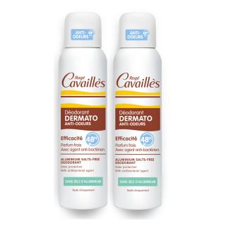 Rogé Cavaillès Déodorant dermato anti-odeurs 48h spray - 2 x 150ml