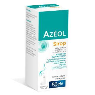 Pileje Azéol Syrup 14 Stick de 5ml