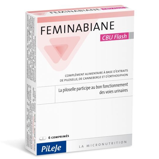 Femibiane CBU Flash 6 tabs