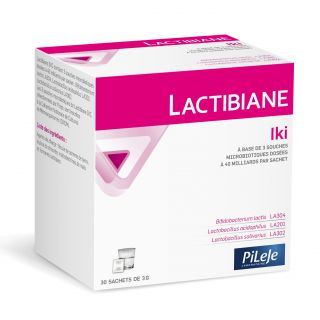 Pilèje Lactibiane IKI 30 packets