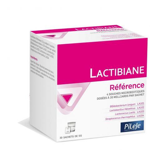 Pilèje Lactibiane Reference 5 packet
