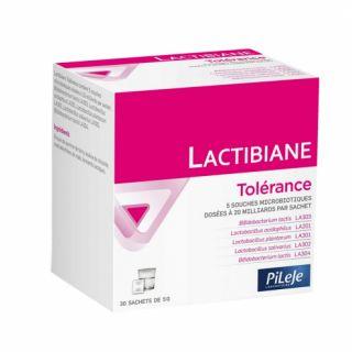 Pileje Lactibiane Tolérance - 30 sachets de 5g