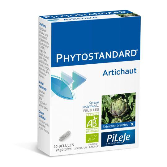 Phytostandard Artichaut 20 Gélules