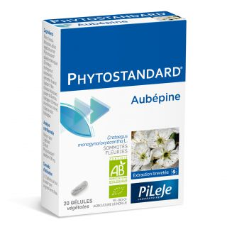 Pilèje Phytostandard Hawthorn x20