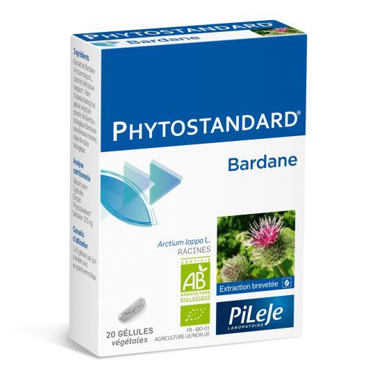 Pilèje Phytostandard Burdock x20