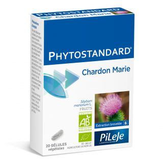 Phytostandard Chardon Marie 20 Gélules