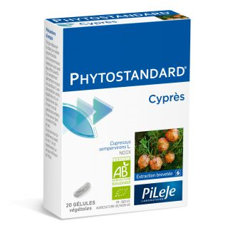 Phytostandard Cyprés 20 Gélules