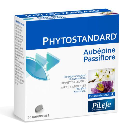 Phytostandard d'aubépine et de passiflore
