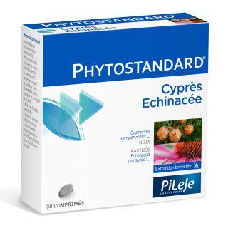 Phytostandard de cyprès et d'échinacée 30 Comprimés