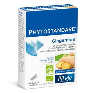 Phytostandard Ginger 20 tabs