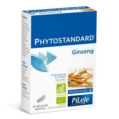 Pilèje Phytostandard Ginseng x20