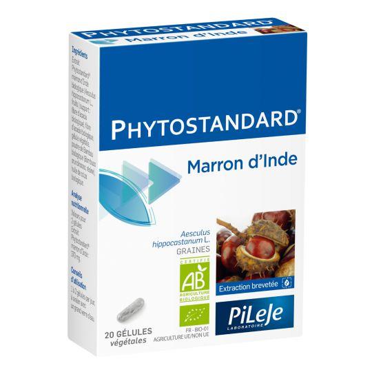 Pilèje Phytostandard Horse chestnut x20