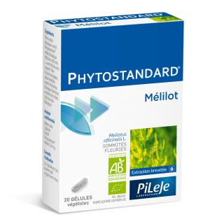 Phytostandard Mélilot 20 Gélules