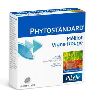 Phytostandard Mélilot Vigne Rouge 30 Comprimès