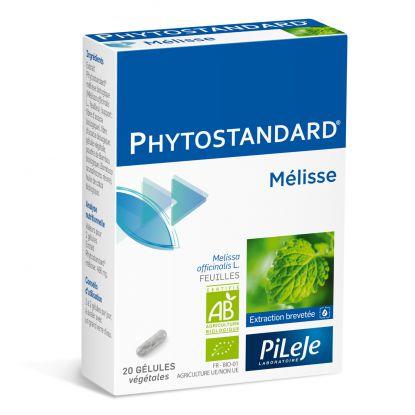 Pilèje Phytostandard Melissa x20